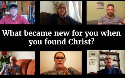 New Beginnings With Christ